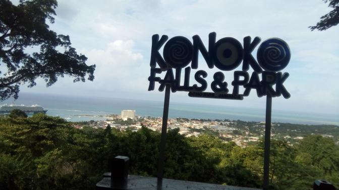 Konoko Falls and Park- St. Ann, Jamaica (Review)