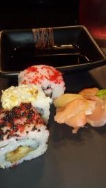 Zen- Sushi Rolls
