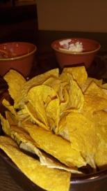 TexMex- Tortilla chips